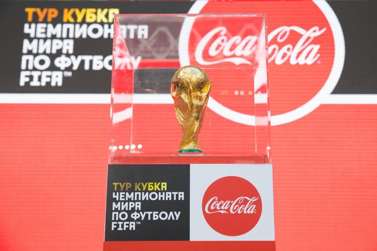 Краснодар принимает трофей: Кубок мира ФИФА прибыл в столицу Кубани