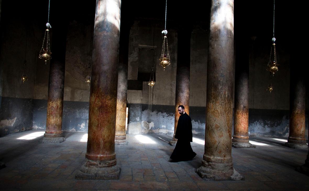 Храм Рождества Христова в Вифлееме закроют из-за коронавируса