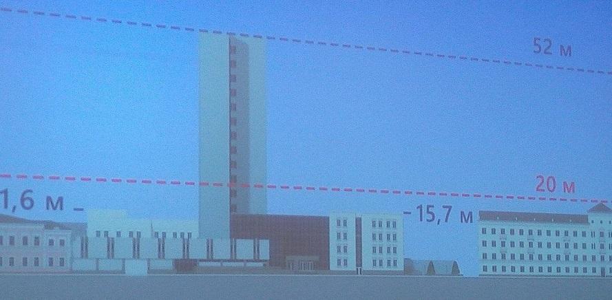 Пермский градсовет обязал Центробанк «доработать архитектуру»