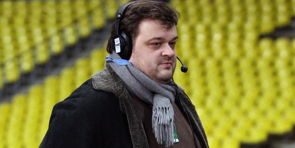 Василий Уткин объявил о возвращении к работе комментатором
