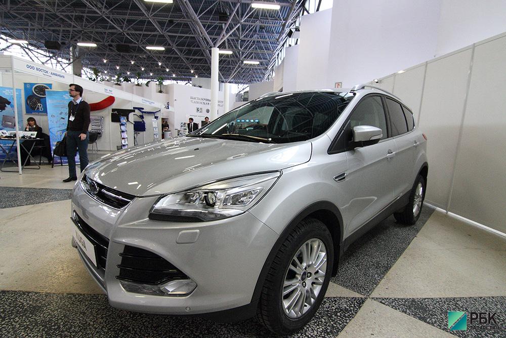 Число «кредитных» машин в Татарстане выросло до 42,5 тысяч