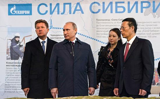 """И куда теперь засунет путинская банда  """"силу сибири"""",если Китай резко увеличит закупки СПГ в США"""