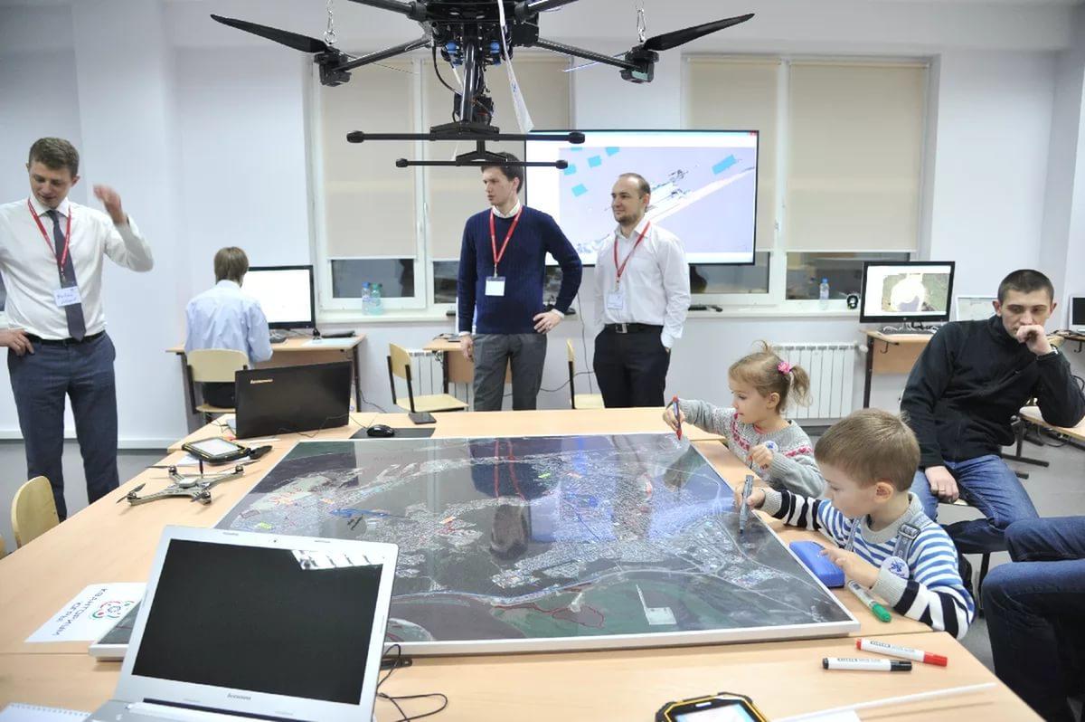 Строительство «Кванториума» в Нижнекамске обошлось в 57,3 млн рублей