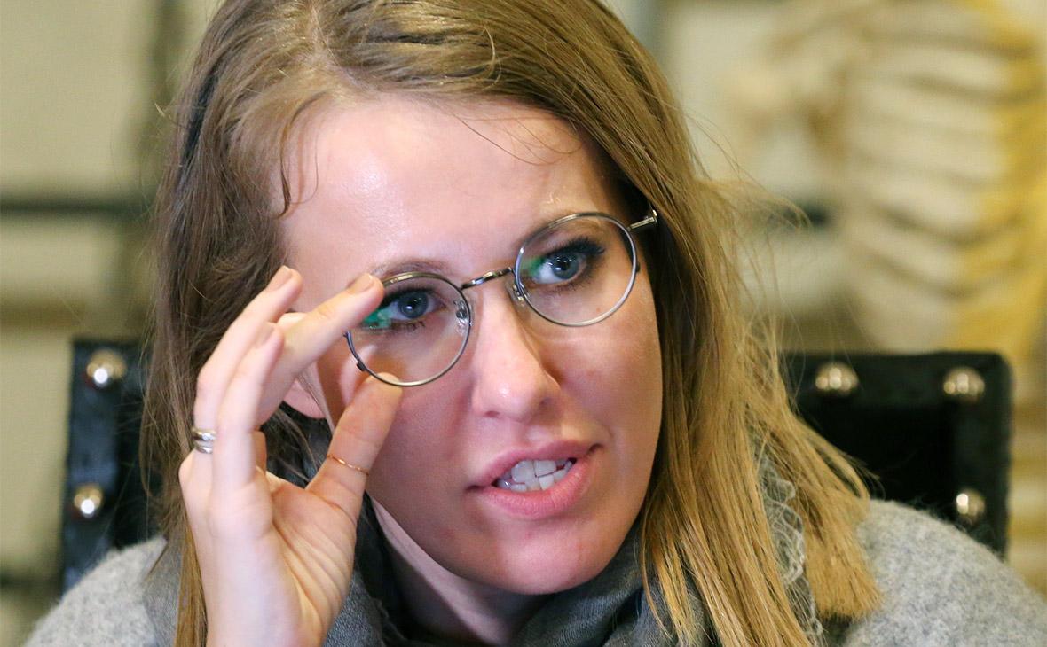 Собчак связала с политикой перенос ее шоу из прайм-тайма «Пятницы»