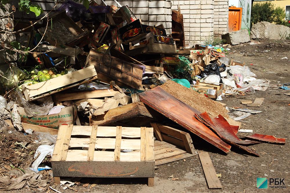 Москвичи стремятся подмять под себя мусорный рынок Татарстана