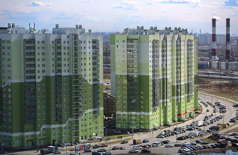 Под Петербургом обнаружен самый густонаселенный район России