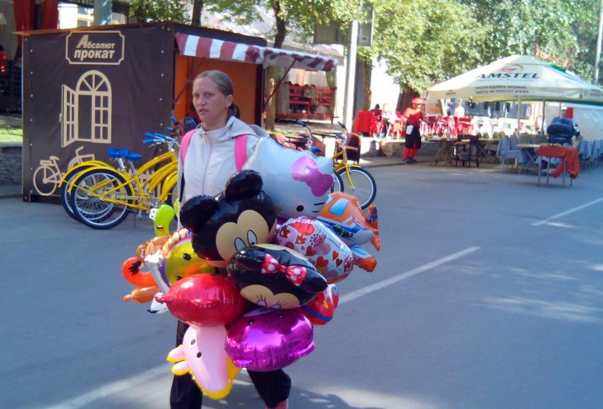 Локоть рассказал о судьбе проекта пешеходной улицы Ленина