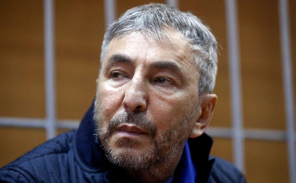 Суд назначил Джабраилову штраф в полмиллиона рублей за стрельбу в отеле