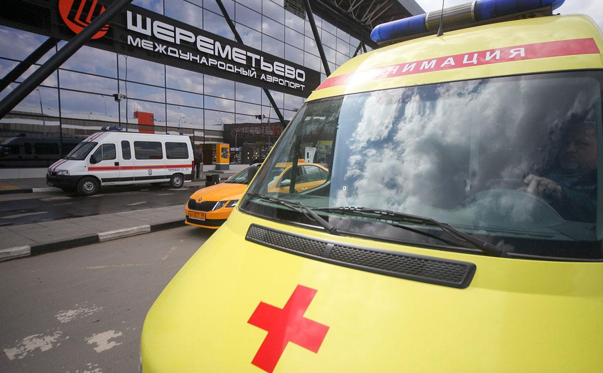 У летевшего транзитом через Москву пассажира обнаружили коронавирус