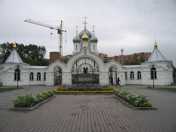 Прихожан новосибирского храма призвали не смотреть «Матильду»