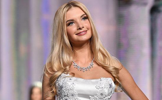 Блондинка из Екатеринбурга победила на конкурсе «Мисс Россия-2017»