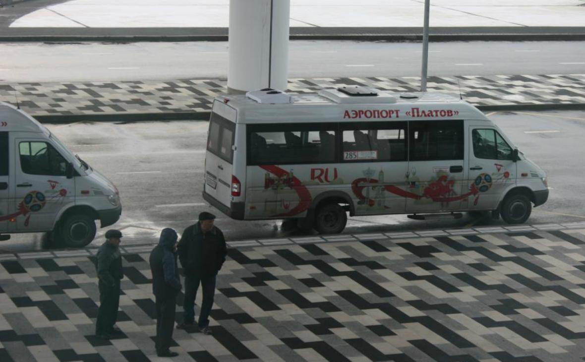 В часы пик в аэропорт «Платов» будут пускать дополнительные автобусы