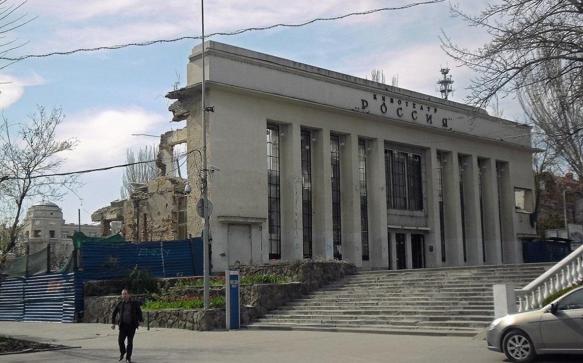 Споры о «России»: власти Ростова судятся с бывшим инвестором кинотеатра