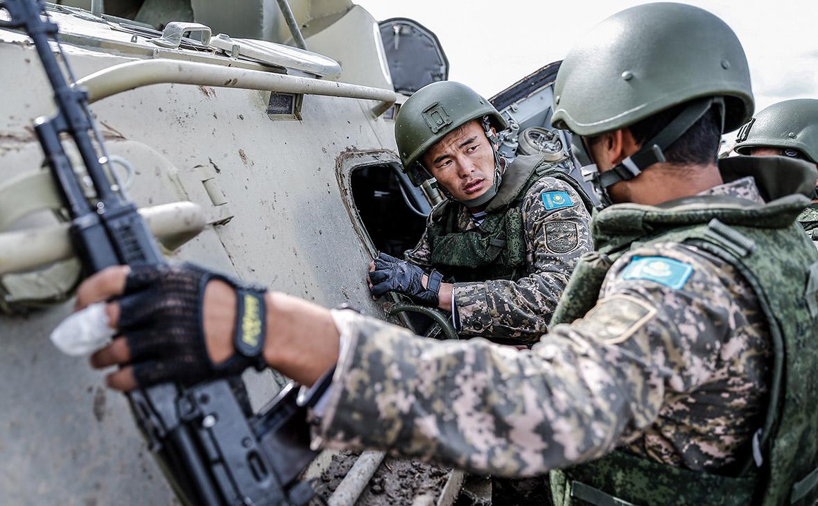 Астана опровергла сообщения о переговорах по отправке контингента в Сирию