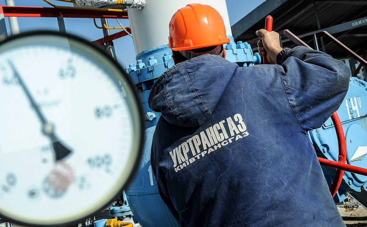 Потери Украины от прекращения транзита газа оценили в $3 млрд в год