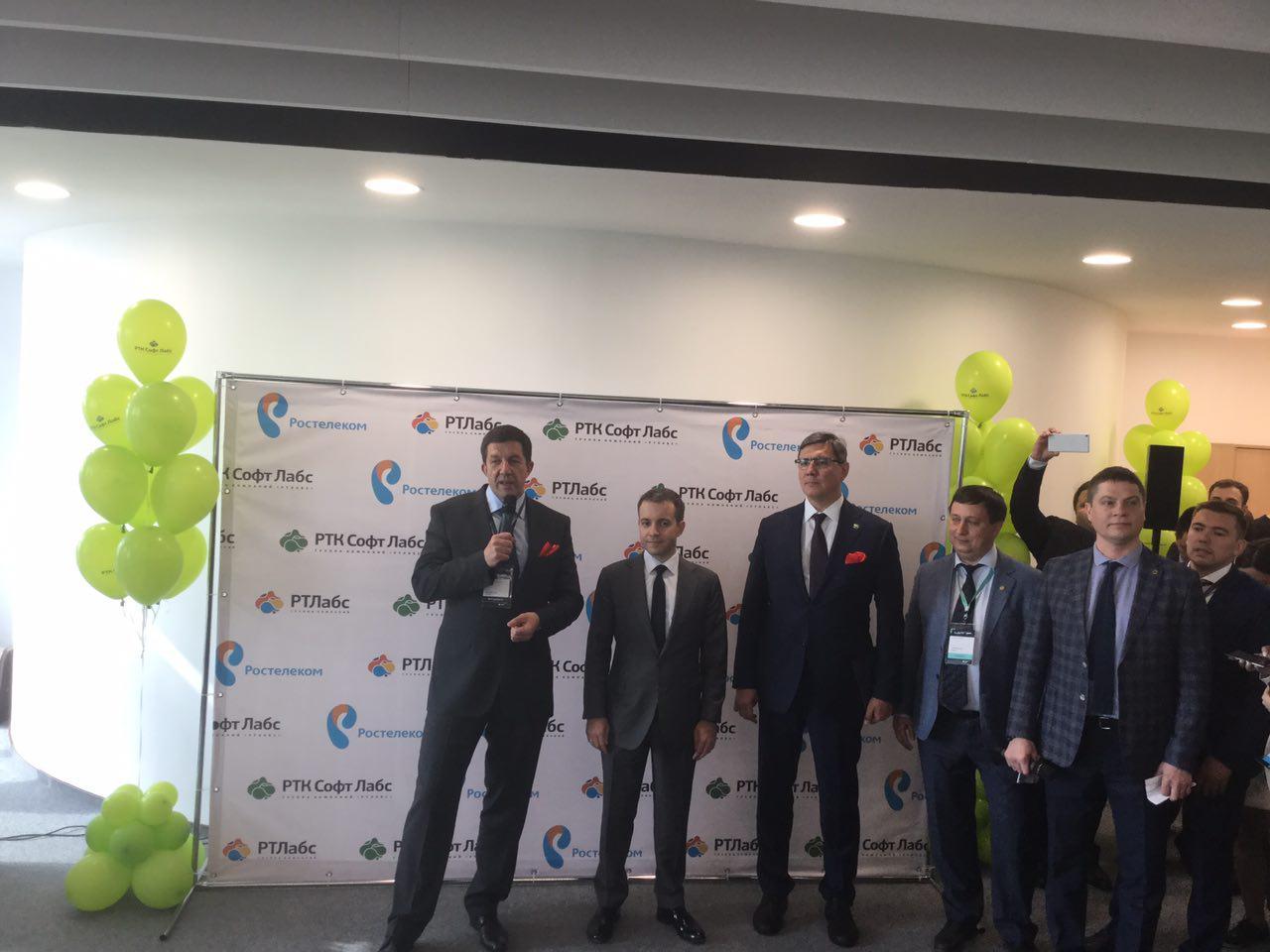 «Ростелеком» снял под офис кабинет Медведева в Иннополисе