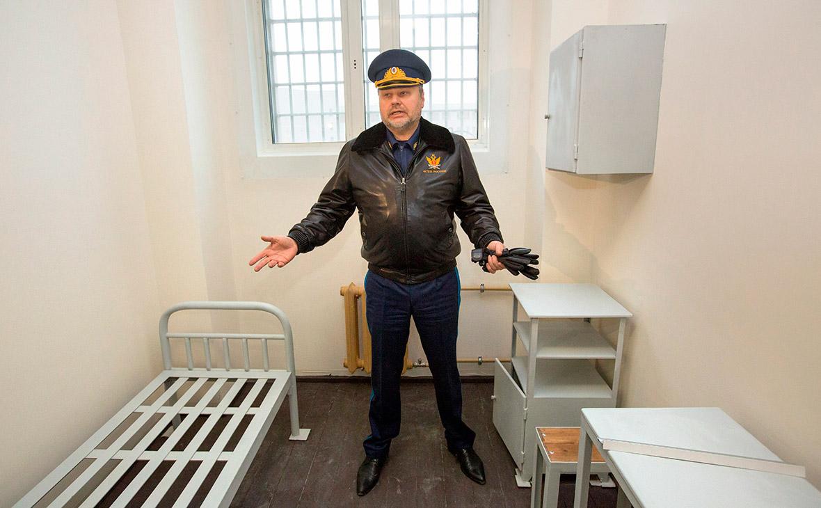 СК возбудил 9 уголовных дел по итогам проверки ФСИН