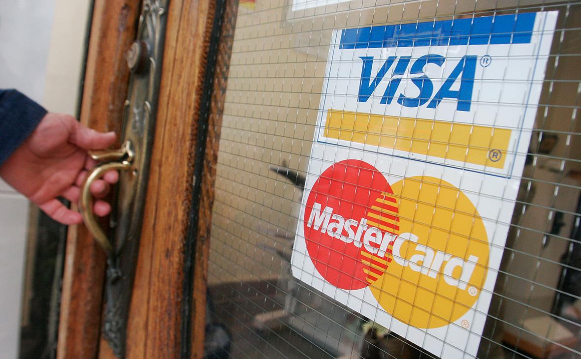 Би-би-си сообщила о прекращении выпуска карт Visa и MasterCard в Крыму