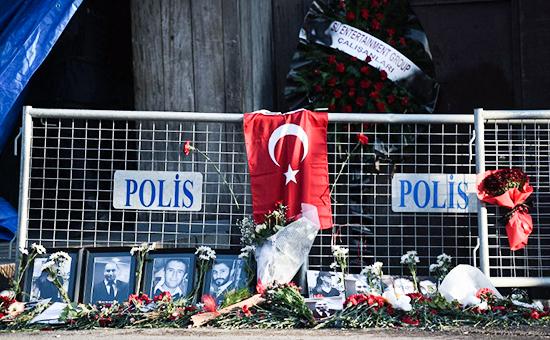 В Турции заявили о поимке стрелявшего в новогоднюю ночь террориста