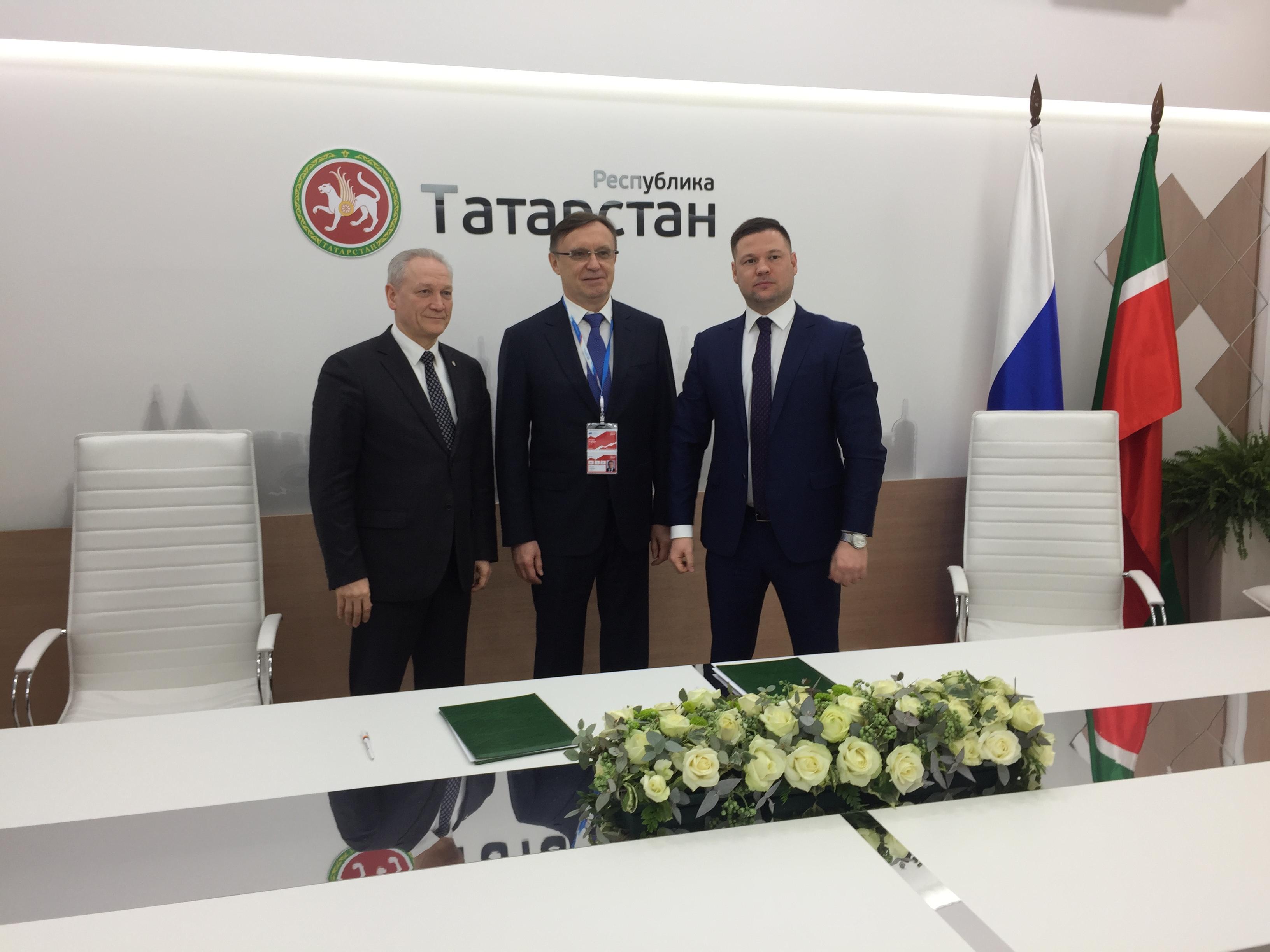 Первый в РФ полигон для беспилотных автомобилей откроют в Татарстане