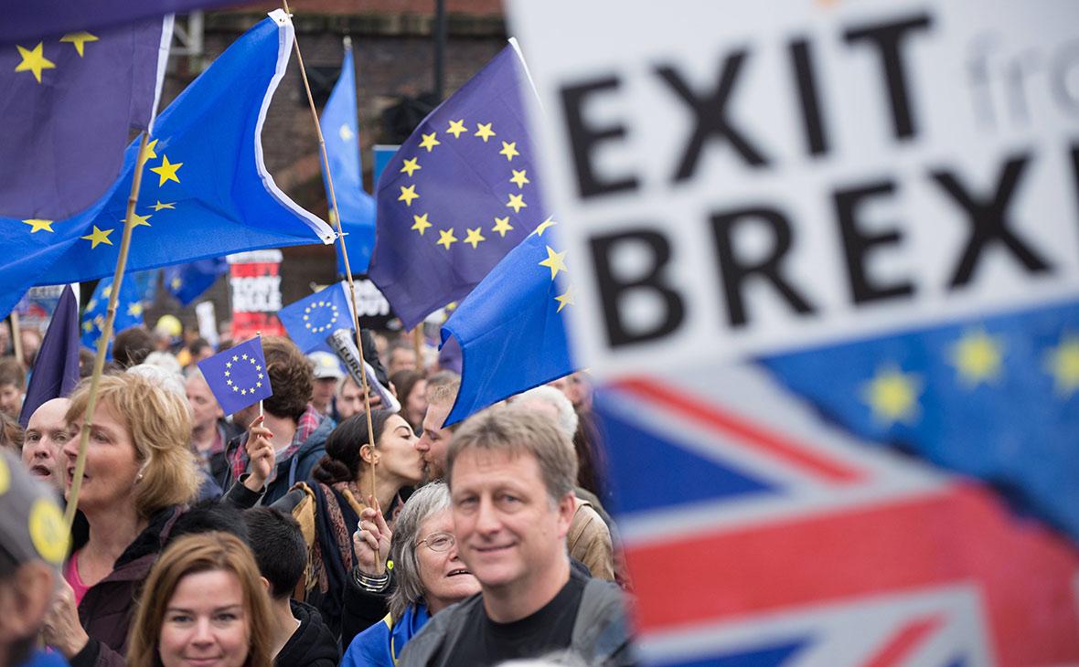 Эксперты подсчитали убытки британцев после начала Brexit