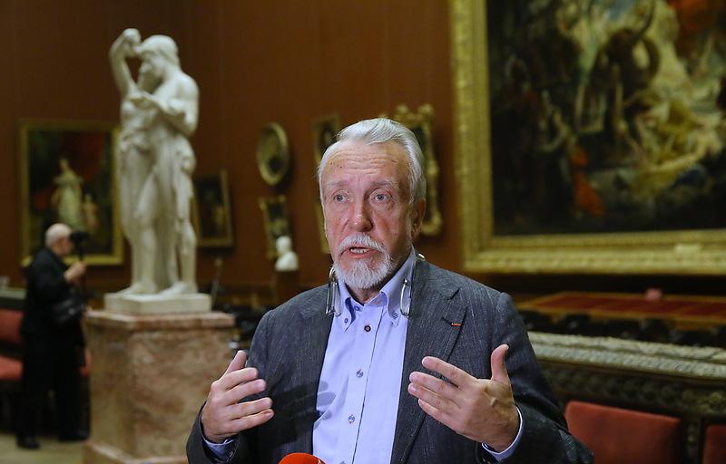 Глава Русского музея: Застрелюсь, если не получим деньги на переезд