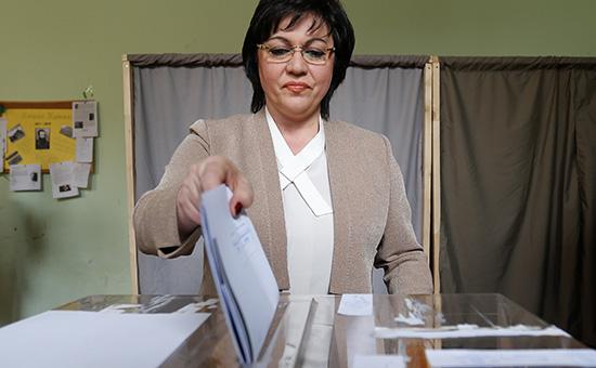 Болгарские социалисты признали победу проевропейской партии навыборах