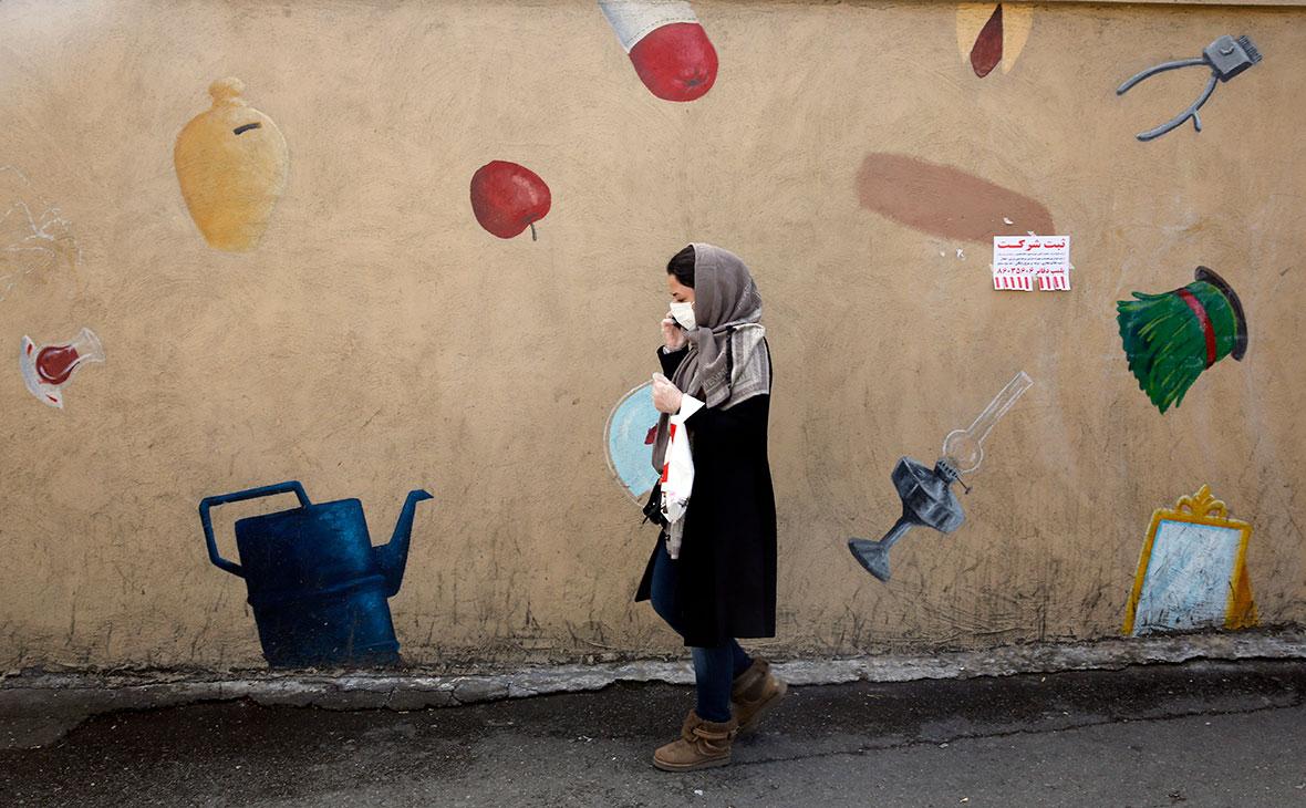 Иран попросил у России помощь в борьбе с коронавирусом