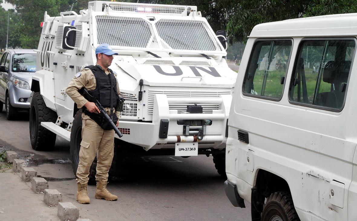 В Совфеде заявили об опасности миротворцев на границе России и Украины