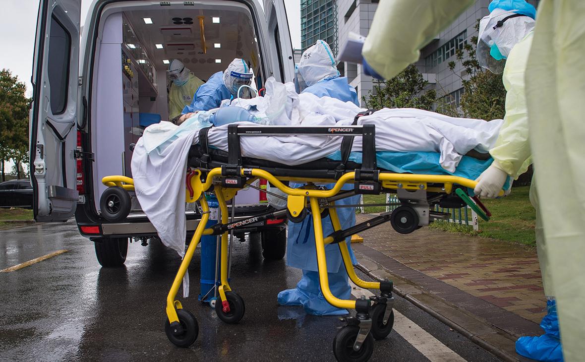 У 20 прибывших из России граждан Китая подтвердили коронавирус