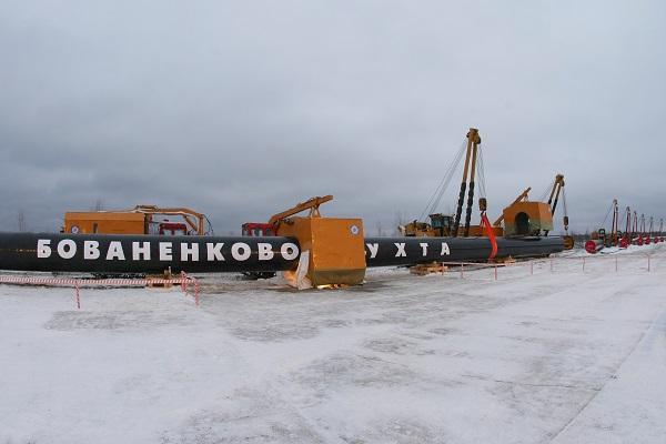 Президент РФ запустит газопровод на Ямале