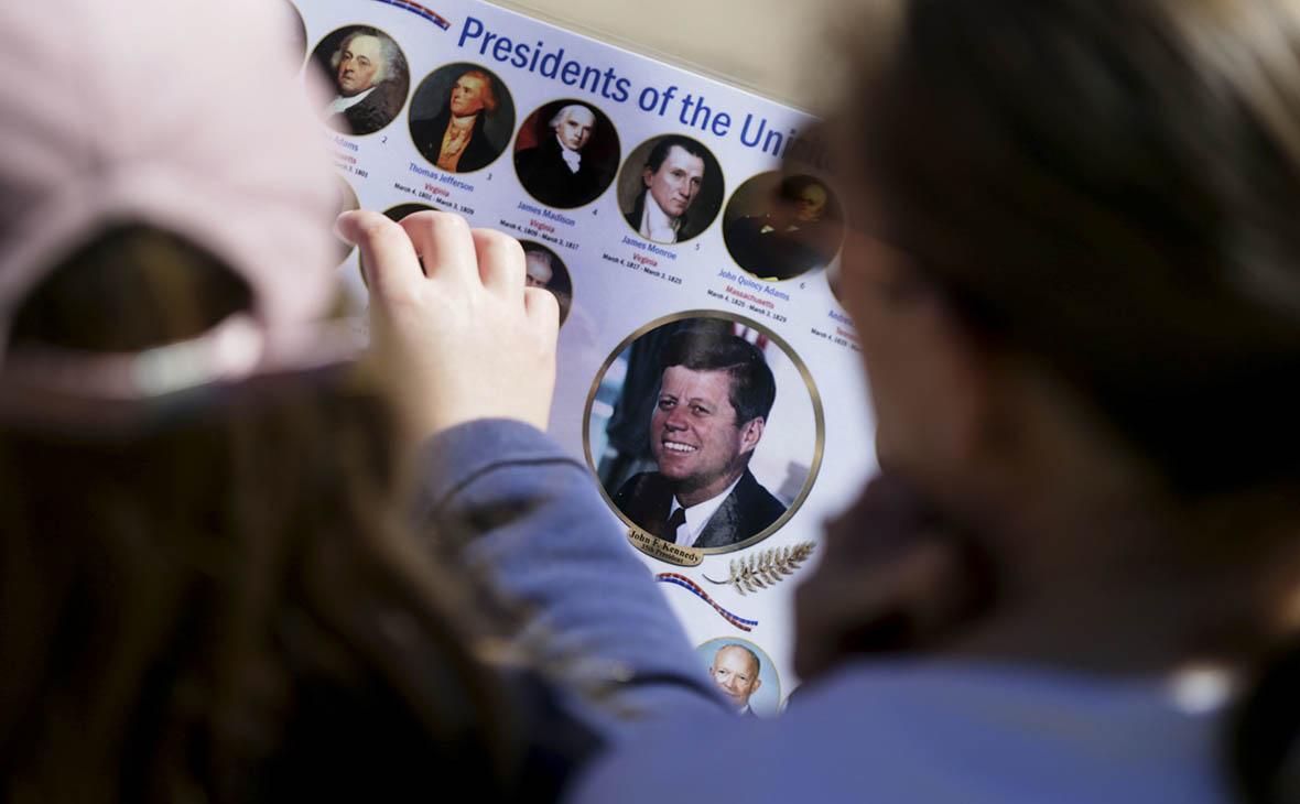 В США опубликовали более 10 тыс. документов ФБР об убийстве Джона Кеннеди
