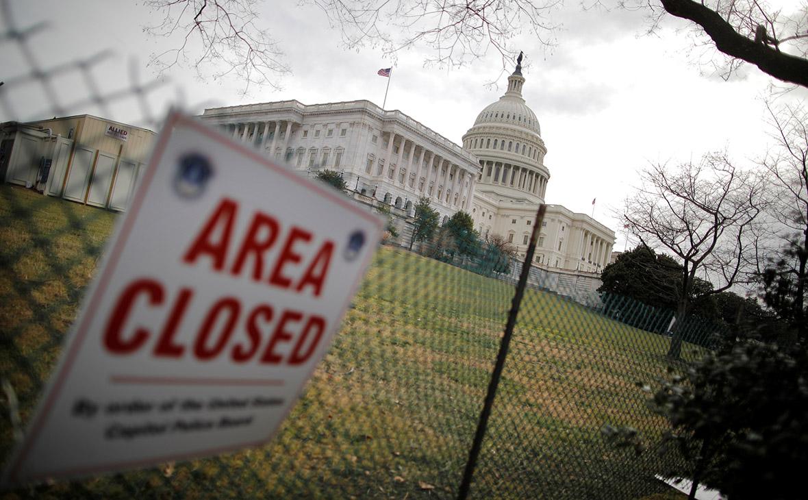 Сенаторы договорились о возобновлении работы правительства США