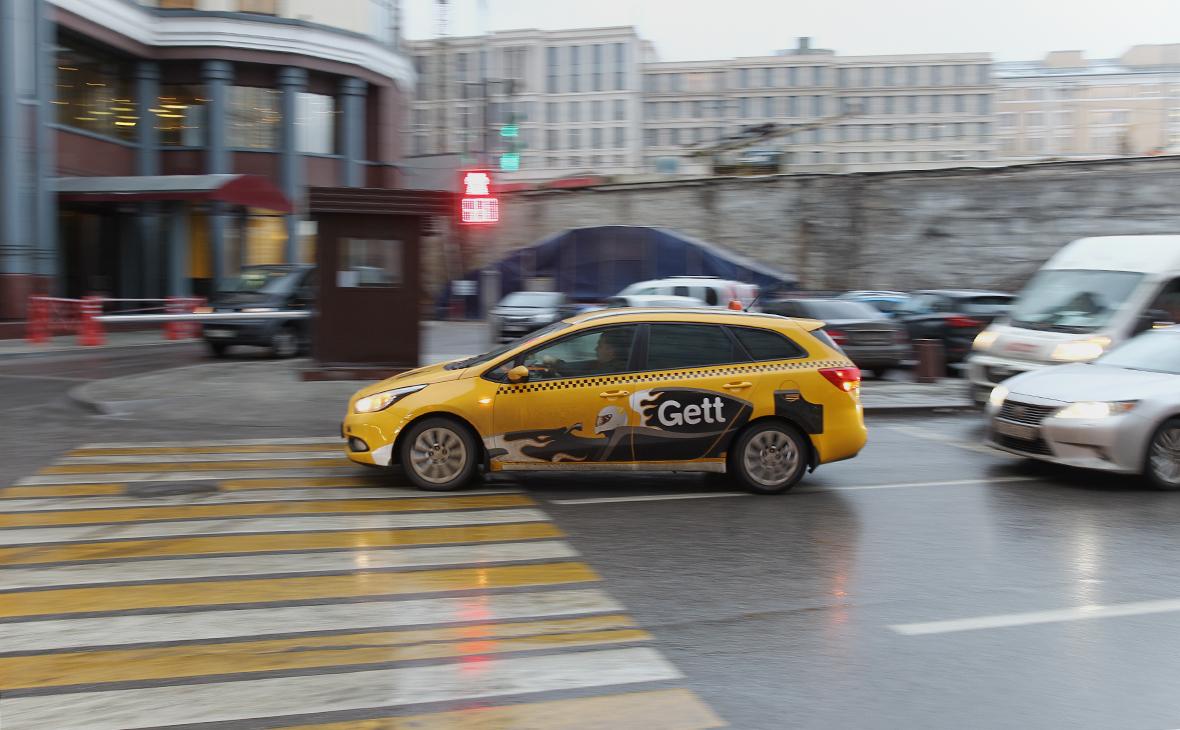 Агрегатор такси Gett впервые стал прибыльным