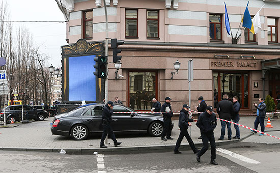 Киев заявил одействиях убийцы Вороненкова поуказаниям спецслужб России