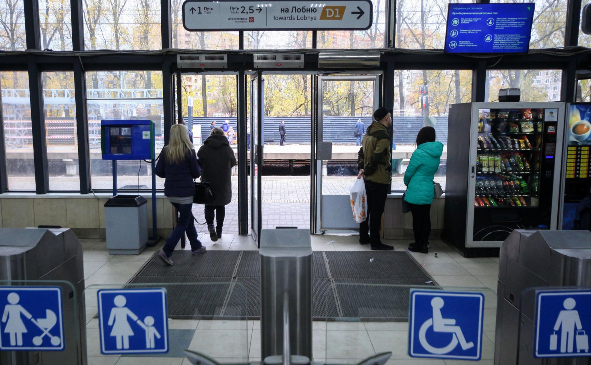 На всех станциях столичного метро и МЦД открыли двери из-за коронавируса