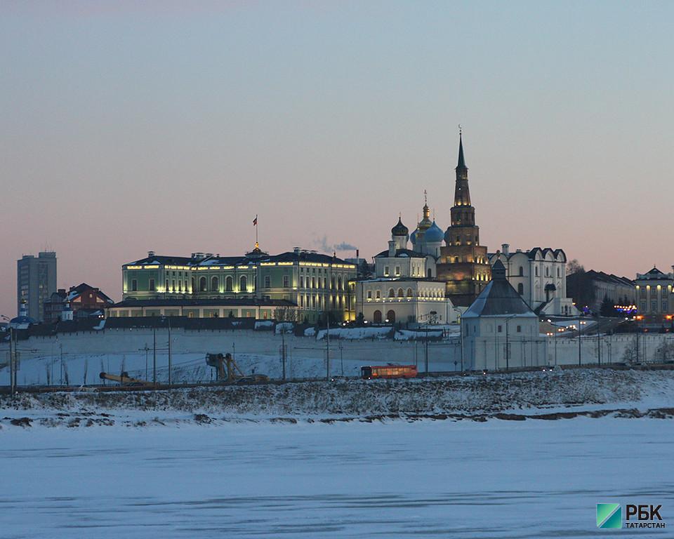 В 2016 году турпоток Казани вырос на 16% до 2,5 млн туристов