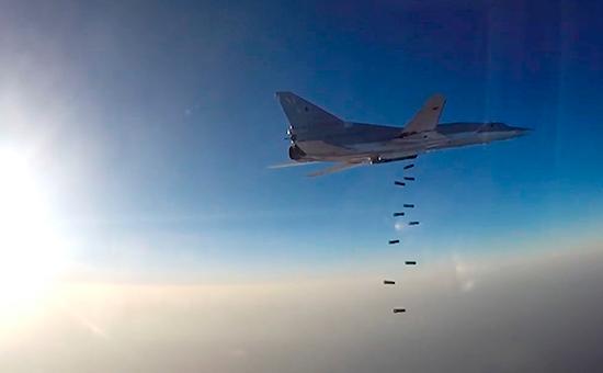 Россия иТурция начали первую совместную операцию противИГИЛ вСирии