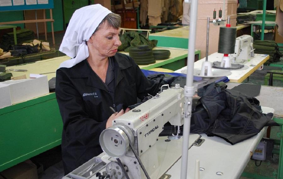 Пермские заключенные продали в Москве одежду на 15 млн рублей