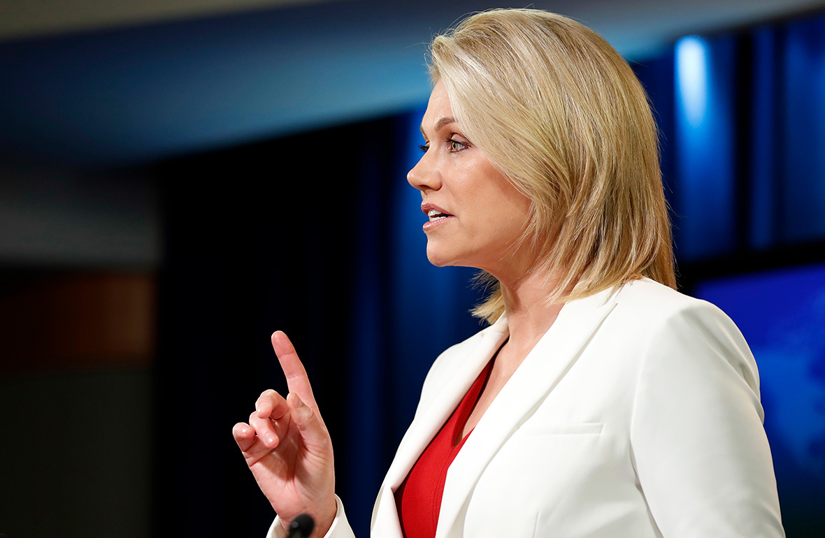 Госдеп назвал незаконной высылку Россией 60 американских дипломатов