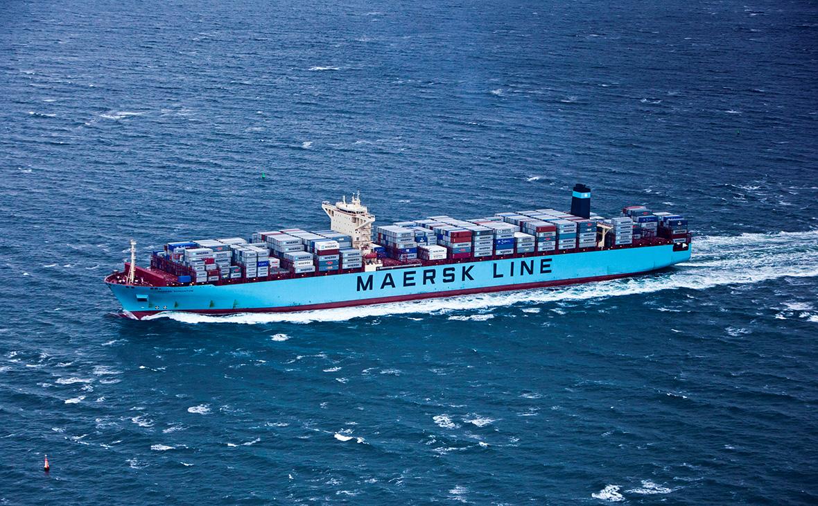 Maersk проверит способность Севморпути конкурировать с Суэцким каналом