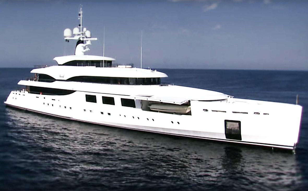 СМИ назвали Аркадия Ротенберга владельцем яхты за $60 млн