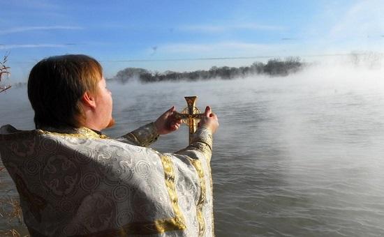 Крещение на Кубани: с морозом, но без прорубей