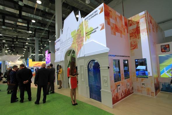 Краснодар удвоил «инвестиционный улов» на РИФ в Сочи