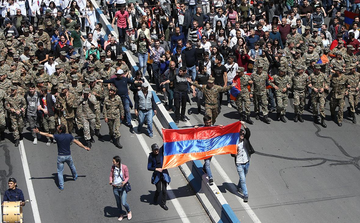 Что происходит в Армении. Главное к этому моменту