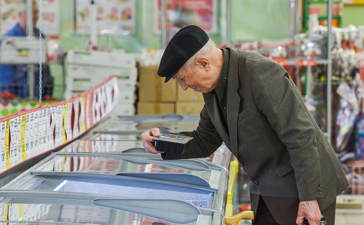 Расходы россиян выросли вдвое быстрее инфляции