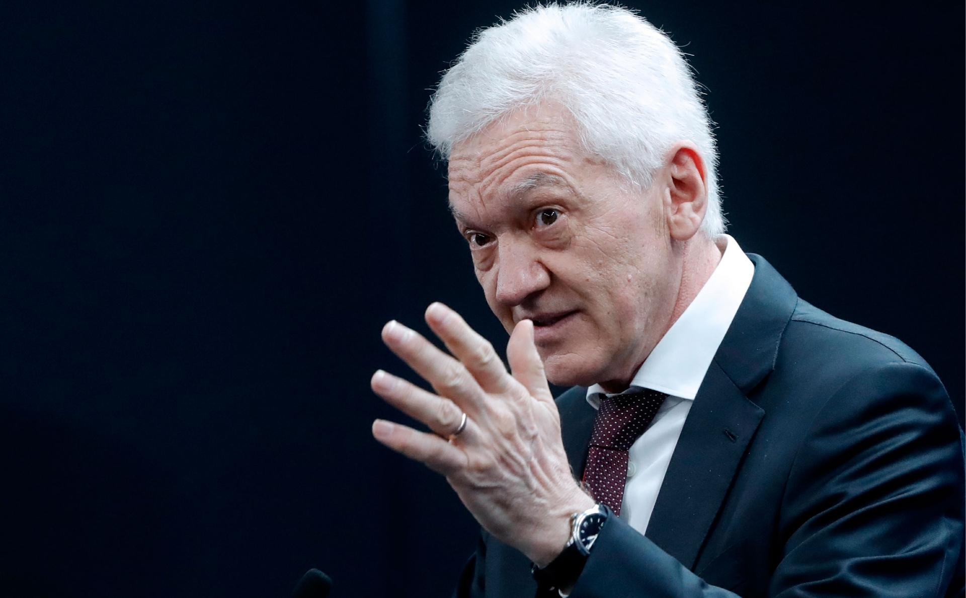 Тимченко выделил более ₽1,3 млрд на борьбу с коронавирусом