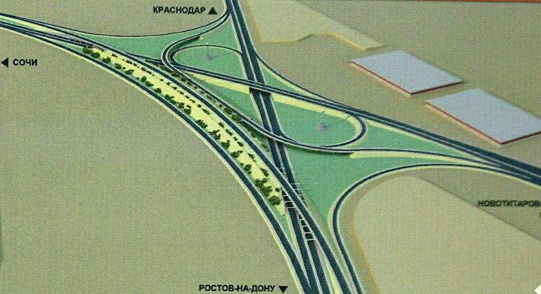 Дорога вокруг Краснодара станет частью дороги на Крым 754863816700026