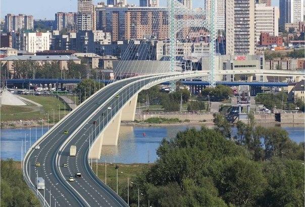 Росавтодор подтвердил выделение денег на четвертый мост в Новосибирске