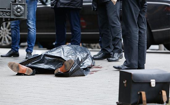 Выстрелы вКиеве: какие версии есть вделе обубийстве Дениса Вороненкова